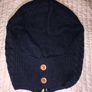 Head hoodie
